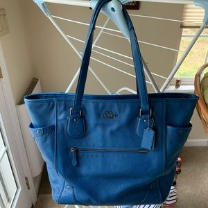 Coach workbag/ shoulder bag. LIKE NEW!